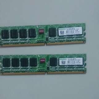 DDR2 512mb 記憶體