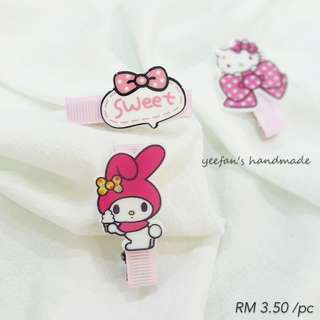 Melody hairclip