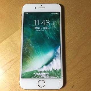 Iphone6 16GB Gold 金色
