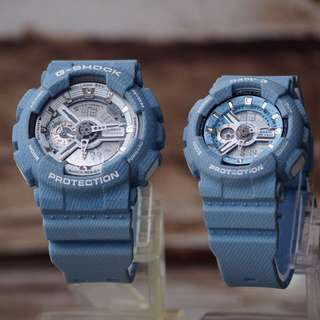 ⌚ Gshock JEANS COUPLE