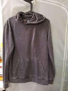 Top Shop/ Topman oversized grey hoodie