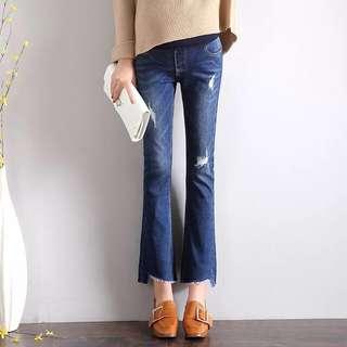 {BELLYNICE} Maternity Jeans - BN006