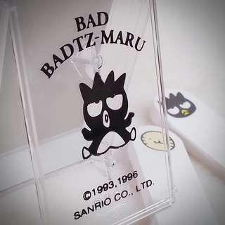 XO BAD BADTZ-MARU 1996年 便條紙 80 sheets Made in Japan 936917