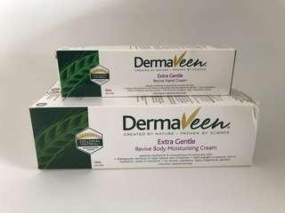 Dermaveen extra gentle hand and body cream