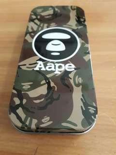 🚚 Aape 收藏鐵盒