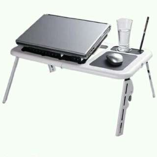 Meja Laptop E Table Serbaguna