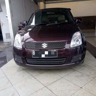 2013 Suzuki Swift 1.5 GL AT Ungu