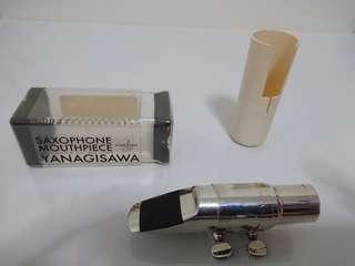 Yanagisawa Alto Saxophone metal mouthpiece #7