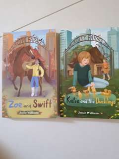 City Farm: Zoe and Swift & Katie and the Ducklings