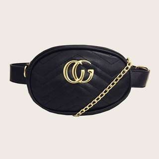 Onsale! Gucci Chain Belt Sling Bag