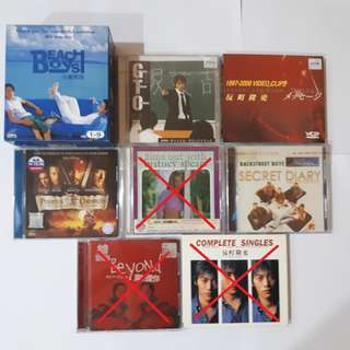 Assorted CDs and VCDs - Part 3 of 3
