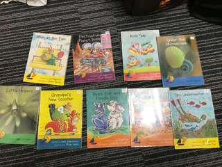 Early readersx9 books
