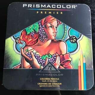 BN Sealed prismacolor 72pack color pencils