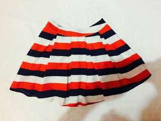 pre-loved stripe skirt 💕