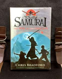 # Novel《New Book Condition + Young Samurai Series Fiction》Chris Bradford - THE WAY OF THE DRAGON
