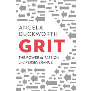 Grit: The Power of Passion and Perseverance by Angela Duckworth - EBOOK