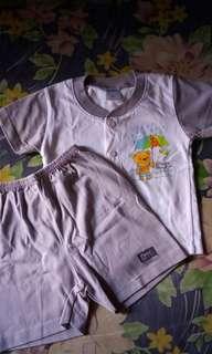 set baju dan seluar#20under