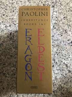 Eragon & Eldest by Paolini brand new