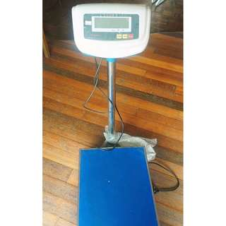 Heavy duty digital weighing scale (up to 150kg)