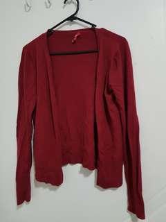 Ses red jumper