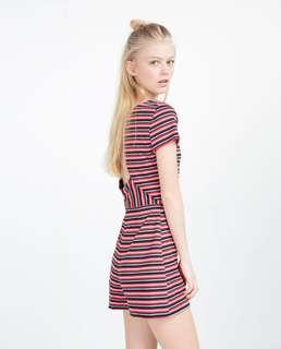 Zara jumpsuit dress with openback