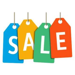 SALE!!! Php50 OFF ON ALL ITEMS!