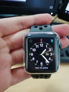 Apple watch Nike+ Series 3 42mm (Space Gray)
