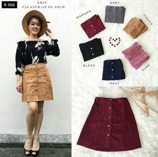 R066 Women Skirt