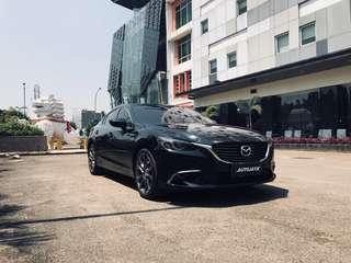 Mazda 6 facelift skyactive