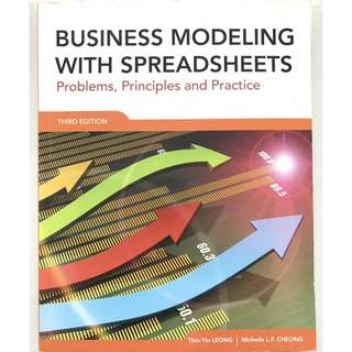 Business Modeling with Spreadsheets