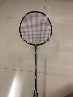 Wish Badminton racket 50000 masterpro