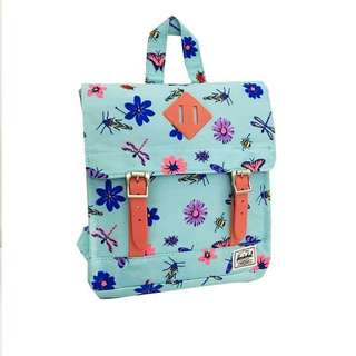 Kids Edition: Herschel Floral Bag