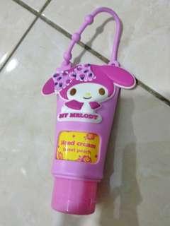 Hand cream My Melody Sanrio 30 ml