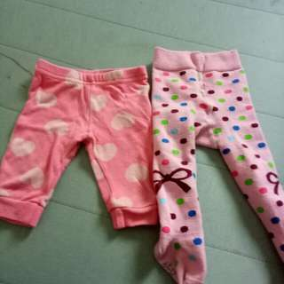 Baby Pants & tights.
