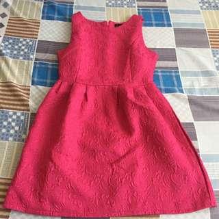 Corban Pink Dress