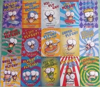 BN Fly Guy Fiction Readers Level 1