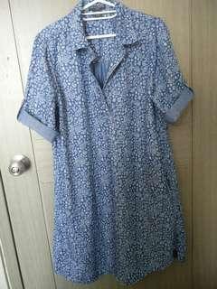 Paisley Dress (Large)