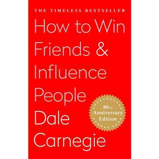 How to Win Friends & Influence People by Dale Carnegie - EBOOK