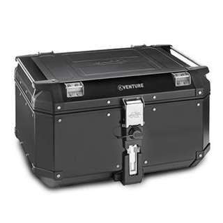 Kappa K-Venture KVE 58L aluminium top box