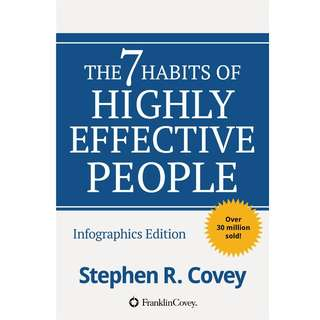 The 7 Habits of Highly Effective People: Powerful Lessons in Personal Change by Stephen R. Covey - EBOOK