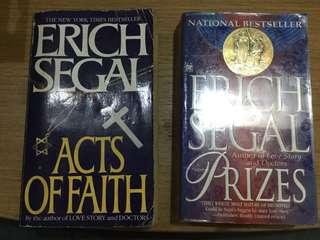 Erich Segal Novels