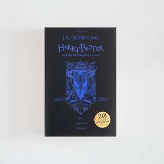 harry potter and the philosopher's stone ravenclaw hardcover