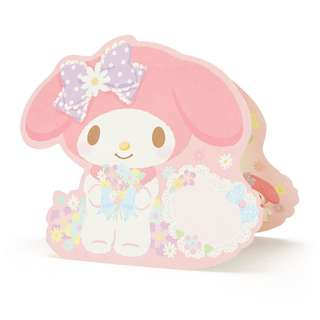 Japan Sanrio My Melody Character type Multipurpose Card