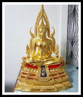 New wat yai phitsanulok 9inch lap chinnaraj bucha ( king batch