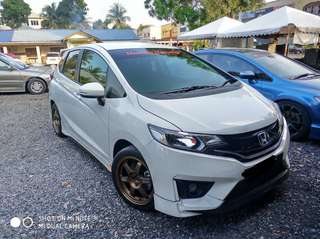 SAMBUNG BAYAR / CONTINUE LOAN  HONDA JAZZ 1.5 FULL SPEC AUTO YEAR 2016