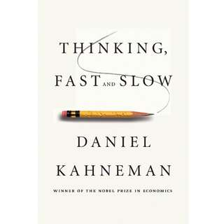 Thinking, Fast and Slow by Daniel Kahneman - EBOOK