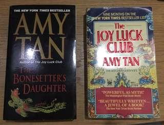 Amy Tan Novels