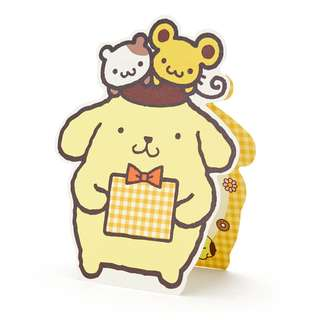 Japan Sanrio Pompompurin Character type Multipurpose Card