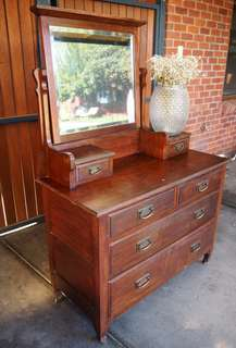 Beautiful Vintage Vanity/Dressing Table