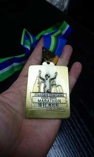 渣打馬拉松記念版共3個(1999, 2002, 2003)